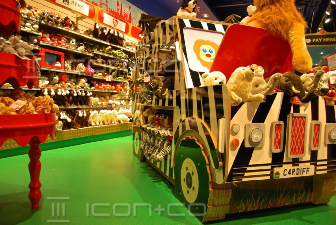 Creative display manufacturers, shop props, kid's children's bedrooms, nurseries,