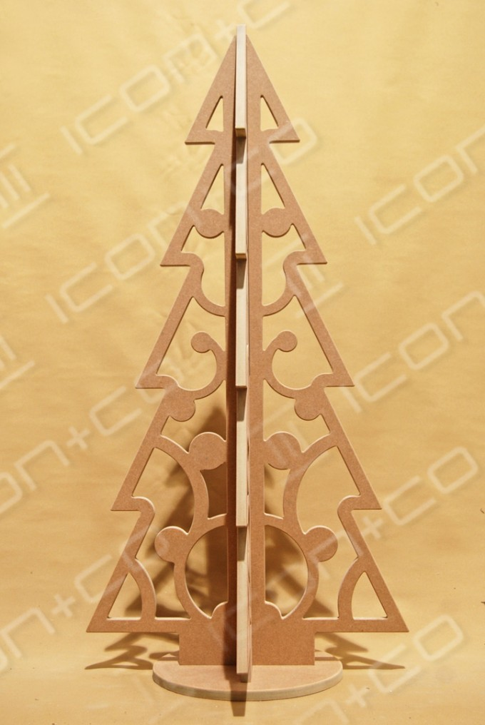 Xmas, seasonal display, noel, fret cut cnc wood wooden timber stylised, 2D, decorative, cnc cut fret