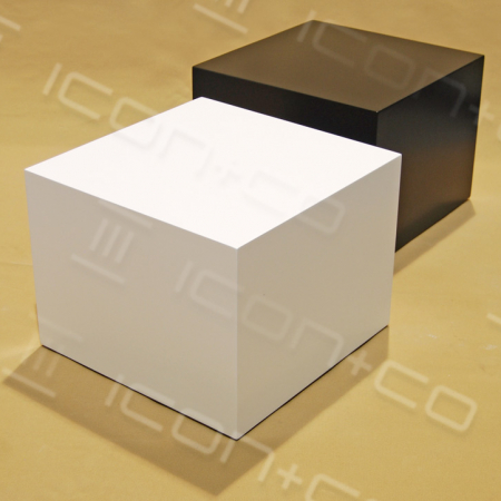 MDF Plinths mdf display podiums plinths & podiums, risers, Painted mdf display plinths riser, Cubes, wooden boxes, black. white, museum art gallery quality, mitre joints