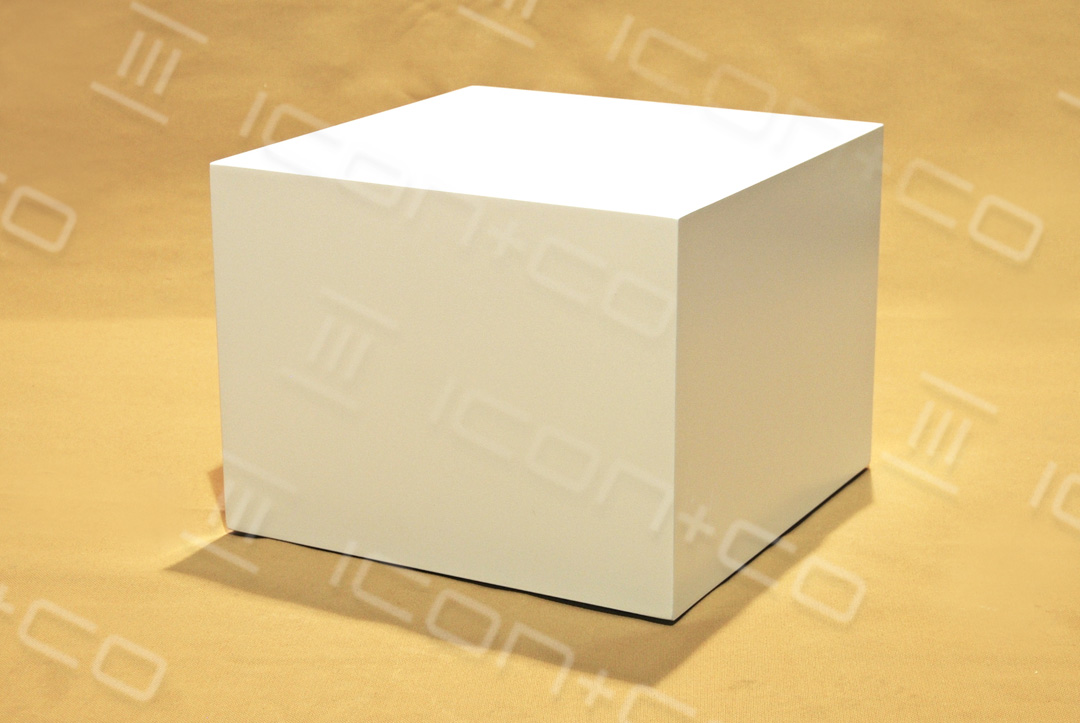 mannequin base box, storage, plinth / podium museum quality, mitre jointed