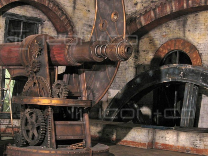 Film Tv Theatre Props Makers Giant Theatrical Props